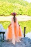 Muchacha de la fantasía Foto de archivo