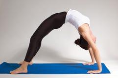 Muchacha de la yogui Imágenes de archivo libres de regalías
