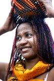 Muchacha de Madagascan Imagen de archivo