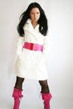 muchacha de moda Imagen de archivo libre de regalías
