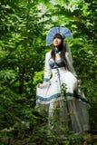 Muchacha de moda Foto de archivo libre de regalías