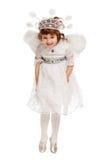 Muchacha del ángel Imagen de archivo