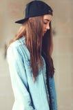Muchacha del adolescente Foto de archivo