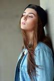 Muchacha del adolescente Foto de archivo libre de regalías