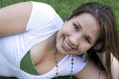 Muchacha del adolescente Imagenes de archivo