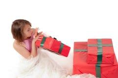 Muchacha del adolescente en estudio Foto de archivo libre de regalías