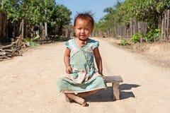 Muchacha del asiático del retrato Fotografía de archivo libre de regalías