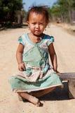 Muchacha del asiático del retrato Fotos de archivo