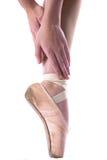 Muchacha del ballet Imágenes de archivo libres de regalías