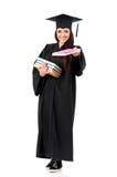 Muchacha del estudiante Imagen de archivo libre de regalías