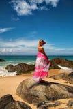 Muchacha del mar Fotografía de archivo libre de regalías