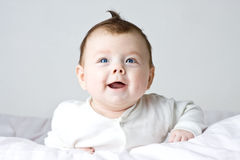 Muchacha del niño del bebé Fotos de archivo