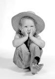 Muchacha del país Fotos de archivo libres de regalías
