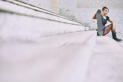 Muchacha del patinador Imágenes de archivo libres de regalías