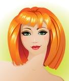 Muchacha del Redhead