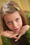 Muchacha del retrato Fotos de archivo libres de regalías