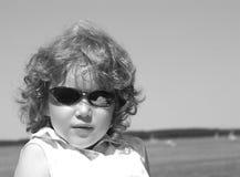 Muchacha del verano Imagenes de archivo