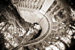 Muchacha dormida Foto de archivo