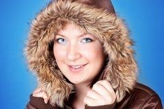 Muchacha en chaqueta Fotos de archivo libres de regalías