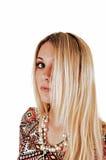 Muchacha en imagen del retrato. fotografía de archivo libre de regalías