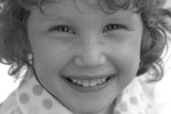 Muchacha feliz Fotos de archivo
