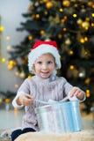 Muchacha feliz Foto de archivo libre de regalías