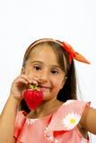 Muchacha hermosa Foto de archivo libre de regalías