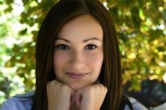 Muchacha hermosa del adolescente Fotos de archivo