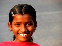 Muchacha india Imágenes de archivo libres de regalías