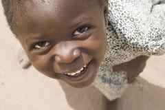 Muchacha joven del Chewa Fotografía de archivo libre de regalías