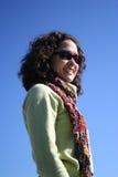 Muchacha latina Foto de archivo libre de regalías