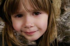 Muchacha linda Fotografía de archivo libre de regalías