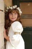 Muchacha linda Imagen de archivo libre de regalías