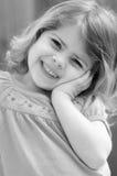 Muchacha linda Foto de archivo libre de regalías