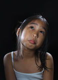 Muchacha linda de Asia Fotos de archivo libres de regalías