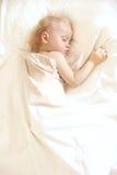 Muchacha linda del sueño Fotografía de archivo libre de regalías
