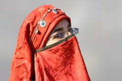 Muchacha musulmán Imagen de archivo