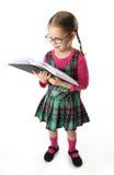Muchacha preescolar Imagen de archivo libre de regalías