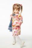 Muchacha rubia linda Fotografía de archivo libre de regalías