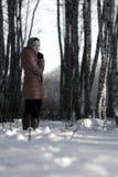 Muchacha rusa Imagenes de archivo