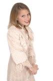 Muchacha sonriente Foto de archivo