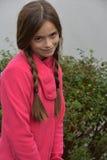 Muchacha tonta del adolescente Fotografía de archivo libre de regalías