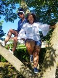 Muchachas adolescentes foto de archivo