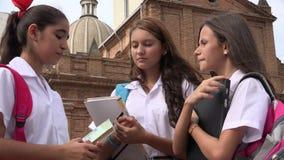 Muchachas adolescentes tristes Imagen de archivo libre de regalías