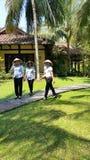Muchachas de Vietnameese imagen de archivo libre de regalías