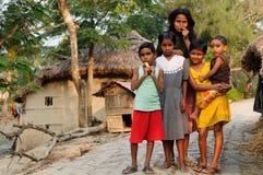 Muchachas indias jovenes Fotos de archivo libres de regalías
