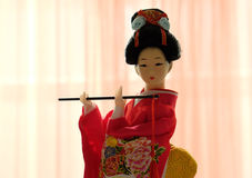 Muchachas japonesas Fotos de archivo
