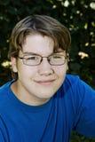 Muchacho adolescente Imagenes de archivo