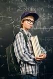Muchacho adolescente elegante Imagen de archivo libre de regalías