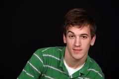 Muchacho adolescente lindo Foto de archivo libre de regalías
